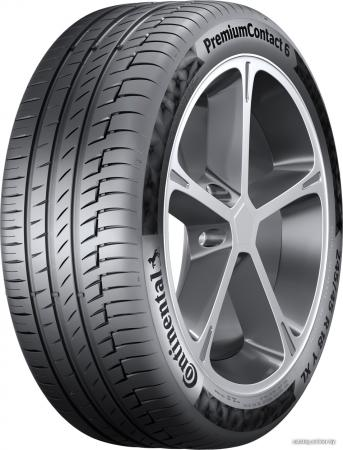 Шина Continental PremiumContact 6 FR 235/50 R18 97V зимняя шина continental contivikingcontact 6 215 55 r16 97t