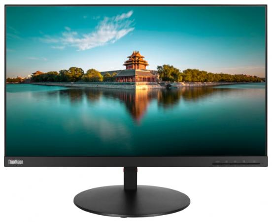 Монитор 23.8 Lenovo ThinkVision P24q черный IPS 2560x1440 300 cd/m^2 4 ms HDMI DisplayPort Mini DisplayPort Аудио USB 61A5GAT3EU