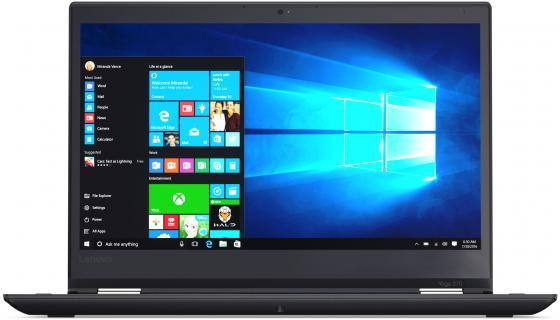 Ноутбук Lenovo ThinkPad Yoga 370 13.3 1920x1080 Intel Core i5-7200U 256 Gb 8Gb 4G LTE 3G Intel HD Graphics 620 черный Windows 10 Professional 20JH002QRT ноутбук hp elitebook 820 g4 12 5 1920x1080 intel core i5 7200u 256 gb 8gb 3g 4g lte intel hd graphics 620 серебристый windows 10 professional z2v93ea