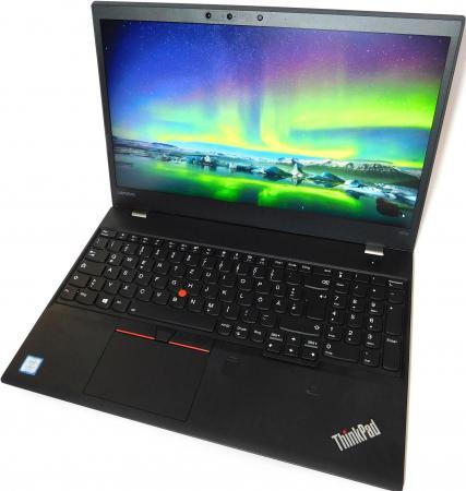 """Ноутбук Lenovo ThinkPad T570 15.6"""" 1920x1080 Intel Core i5-7200U 1 Tb 8Gb Intel HD Graphics 630 черный Windows 10 Professional 20H9004ERT"""