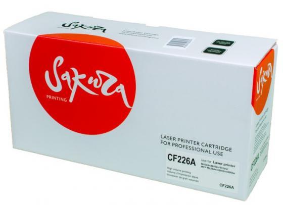 Картридж Sakura CF226A для HP LaserJet Pro m402d/402dn/M402n/402dw/MFP M426DW/426fdn/426fdw черный 3000стр картридж sakura cf226x для hp laserjet pro m402d 402dn m402n 402dw mfp m426dw 426fdn 426fdw черный 9000стр