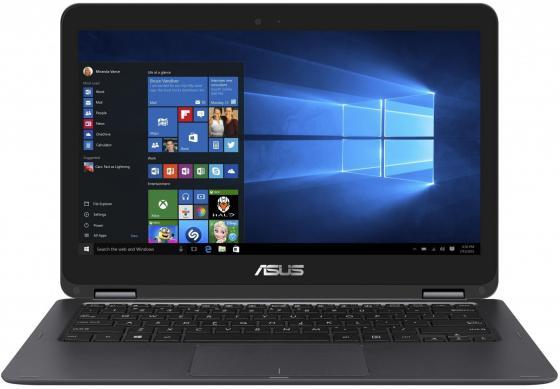 ASUS UX360CA-DQ070T M7-6Y75/BGA 8GB 512GB SSD 13.3 QHD+ USLIM WV, 300NITs  UMA - Win10 ноутбук asus k751sj ty020d 90nb07s1 m00320