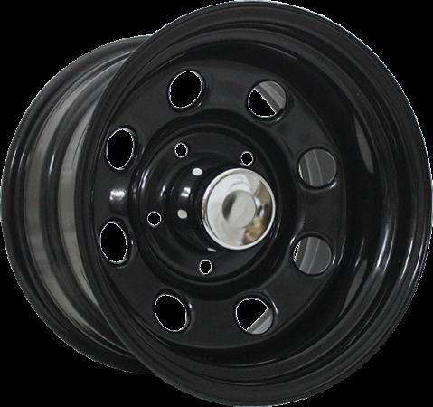 Диск Trebl Toyota Off-road 04 8xR16 5x150 мм ET20 Black литой диск replica fr lx98 8 5x20 5x150 d110 2 et54 cbmf