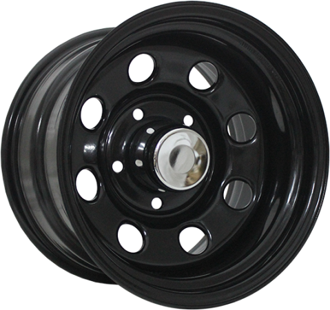 Диск Trebl Toyota Off-road 04 8xR16 5x150 мм ET20 Black цена