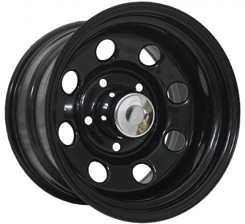 Диск Trebl Off-road 04 10xR16 5x150 мм ET-10 Black цена