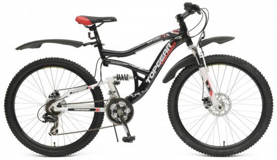Велосипед двухколёсный Top Gear Explorer 26 черно-красный велосипед двухколёсный top gear delta 50 вн26247 26 черно синий