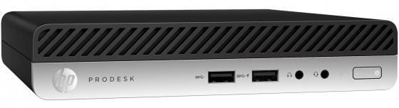 Компьютер HP ProDesk 400 G3 Mini Intel Core i5-6500T 8Gb SSD 256 Intel HD Graphics 530 Windows 7 Professional + Windows 10 Professional черный 1HL02EA hp prodesk 400 l9u34ea