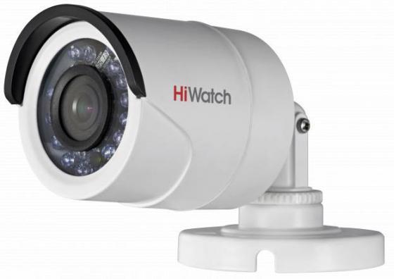 Фото - Видеокамера Hikvision DS-T200 CMOS 1/2.7 2.8 мм 1920 x 1080 серый белый видеокамера