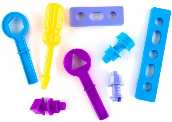 Игровой набор Пластмастер Механик 11 предметов 22204 пластмастер игровой набор кто в доме хозяин