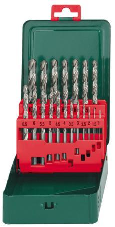 Набор сверел Metabo 19шт 627153000 набор инструментов 19шт gigant gt 19