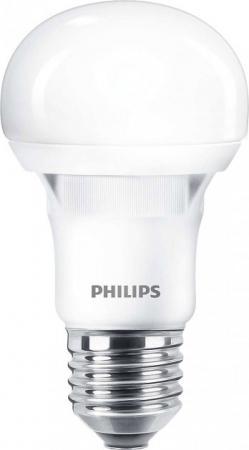 Лампа светодиодная груша Philips ESS LEDBulb E27 9W 3000K