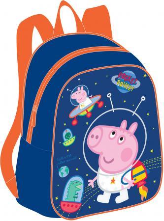 Рюкзак РОСМЭН Свинка Пеппа 32038 разноцветный росмэн моя любимая книжка свинка пеппа