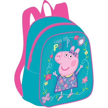 Дошкольный рюкзак РОСМЭН Peppa Pig Умница 32041 голубой peppa pig транспорт 01565