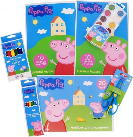 Набор для творчества Monster High Свинка Пеппа набор для детского творчества набор подарочный princess