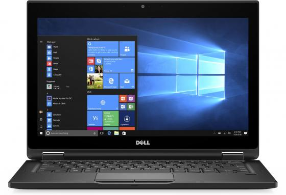 Ноутбук DELL Latitude 5289 12.5 1920x1080 Intel Core i3-7100U 256 Gb 4Gb Intel HD Graphics 620 черный Windows 10 Professional 5289-7864 dell latitude 5289
