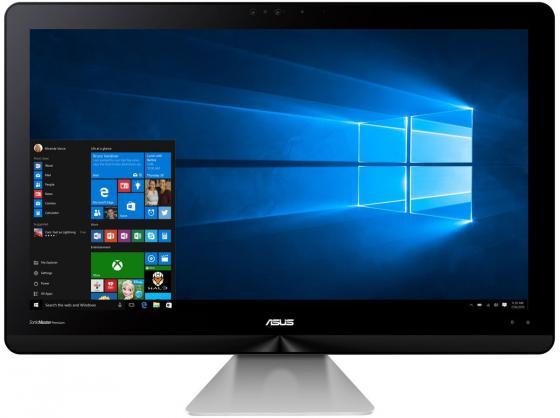 Моноблок 23.8 ASUS Zen AiO ZN241ICGK-RA004T 1920 x 1080 Intel Core i5-7200U 8Gb 1Tb nVidia GeForce GT 940МХ 2048 Мб Windows 10 Home серый черный 90PT01V1-M00180 моноблок asus zen aio zn270iegk ra016t 27 0 led core i7 7700t 2900mhz 8192mb hdd 1000gb nvidia geforce gt 940mx 2048mb ms windows 10 home 64 bit [90pt01r1 m00500]
