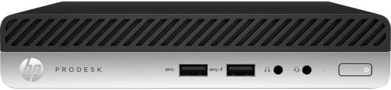 Неттоп 23 HP Bundle 400 G3 Mini 1920 x 1080 Intel Core i5-7500T 4Gb 500Gb Intel HD Graphics 630 Windows 10 Professional черный 1KN77EA неттоп 23 hp prodesk 400 g3 mini 1920 x 1080 intel core i5 7500t 4gb 500gb intel hd graphics 630 windows 10 professional черный 2kl67es