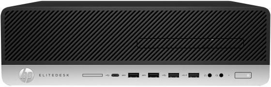 все цены на  Системный блок HP EliteDesk 800 G3 i5-6500 3.2GHz 8Gb 500Gb HD530 DVD-RW Win7Pro Win10Pro клавиатура мышь серебристо-черный 1KL68AW  онлайн
