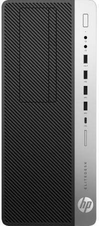 Системный блок HP EliteDesk 800 G3 i5-6500 3.2GHz 8Gb 500Gb HD530 DVD-RW Win7Pro Win10Pro клавиатура мышь серебристо-черный 1KL70AW энциклопедия таэквон до 5 dvd