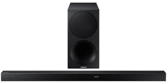 Акустическая система Samsung HW-M550/RU черный акустическая система samsung hw ms550 черный