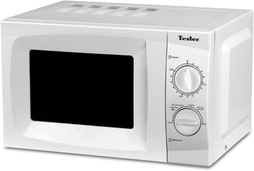Микроволновая печь TESLER MM-1716 700 Вт белый свч tesler mm 1711 700 вт белый