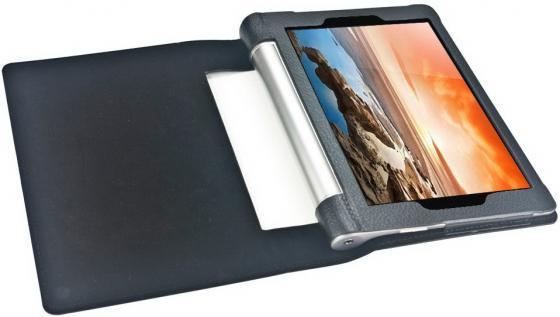 Чехол IT BAGGAGE для планшета Yoga Tablet 3 8 черный ITLNYT38-1 case for lenovo yoga tab 3 10 cover tab3 10 case sleeve protective smart leather tablet yoga yt3 x50f x50l yt3 x50m pu 10 1