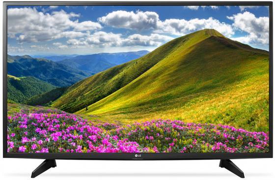 """Телевизор 43"""" LG 43LJ510V черный 1920x1080 50 Гц USB led телевизор lg 43lj510v"""