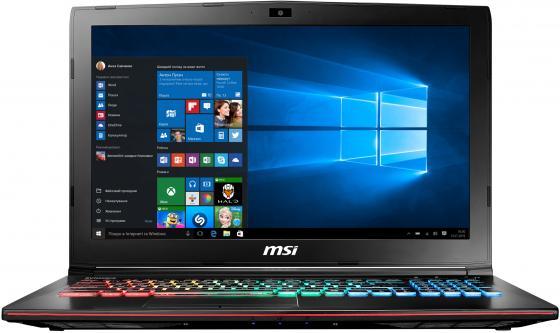 Ноутбук MSI GE72MVR 7RG-057RU Apache Pro 17.3 1920x1080 Intel Core i7-7700HQ 1Tb 16Gb nVidia GeForce GTX 1070 8192 Мб черный Windows 10 Home msi ge62mvr 7rg apache pro