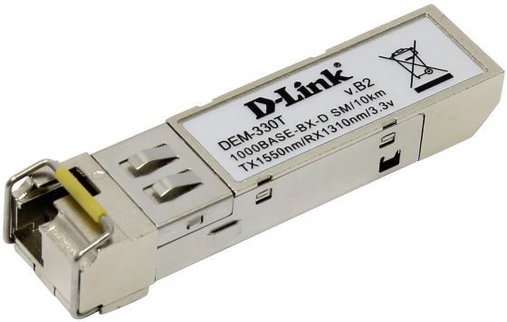 Трансивер сетевой D-Link DEM-330T/B2A коммутатор d link dgs 3120 48tc b1ari