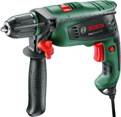 Ударная дрель Bosch Bosch EasyImpact 570 570Вт сплитсистема neoclima 07 ns nuhal07r серия plasma 00000024511