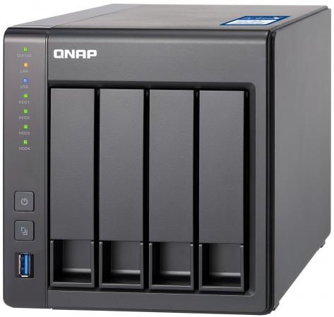 Сетевое хранилище QNAP TS-431X-8G boyscout 61530