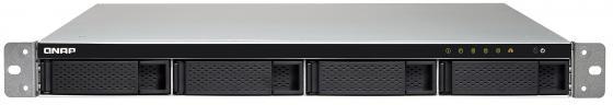Сетевое хранилище QNAP TS-431XU-2G рэковое сетевое хранилище rack nas qnap ts 451a 2g ts 451a 2g