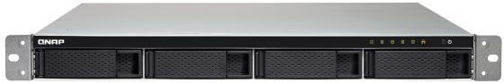 Сетевое хранилище QNAP TS-431XU-RP-2G рэковое сетевое хранилище rack nas qnap ts 463u rp 4g ts 463u rp 4g