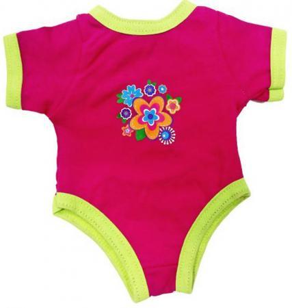 Одежда для куклы Mary Poppins 38-43см, боди Цветочек 208 одежда для женщин
