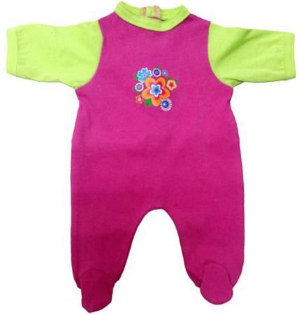 Одежда для куклы Mary Poppins 38-43см, комбинезон Цветочек 212 mary poppins одежда для кукол боди цветочек