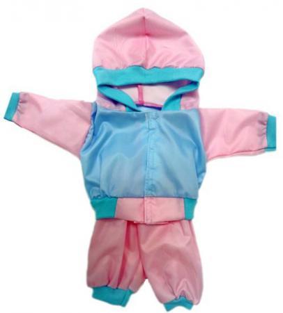 Одежда для куклы Mary Poppins 38-43см, спортивный костюм 223 jd коллекция восемь кукол костюм