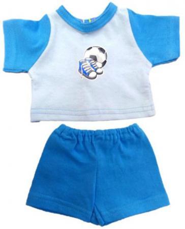 Одежда для куклы Mary Poppins 38-43см, футболка и шорты Спорт 216 игра mary poppins 452061 футболка и шортики