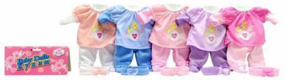 Одежда для куклы Shantou Gepai 30 см Друзья, цвета в ассорт. C1106-16 одежда для пупсов