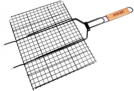 Решетка-гриль Diolex DX-M1203-B 35x26см цена