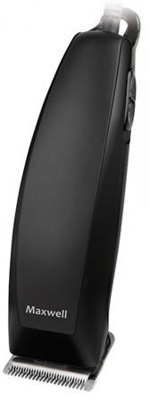 цена на Машинка для стрижки волос Maxwell MW-2113(BK) чёрный