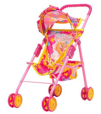 Коляска для кукол 1Toy Winx Т55785 коляски для кукол mami 18966