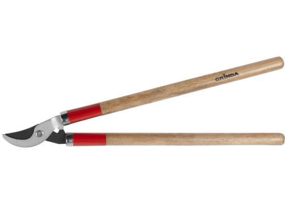 цена на Сучкорез Grinda с тефлоновым покрытием деревянные ручки 700мм 40232_z01