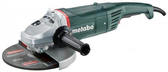 Угловая шлифомашина Metabo WX 2400-230 2400Вт 230мм 600379000 ушм болгарка metabo wx2400 230 600379000