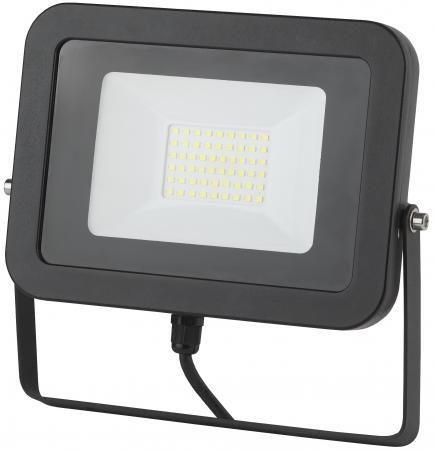 Прожектор ЭРА LPR-50-4000К-М SMD Eco Slim черный прожектор эра lpr 20 6500к м smd eco slim черный