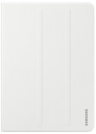 Чехол Samsung для Samsung Galaxy Tab S3 9.7 Book Cover полиуретан/поликарбонат белый EF-BT820PWEGRU чехлы для телефонов samsung чехол book cover для galaxy tab s 10 5