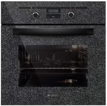 Электрический шкаф Gefest ДА 622-02 К43 черный электрический шкаф gefest 622 02 к26 черный