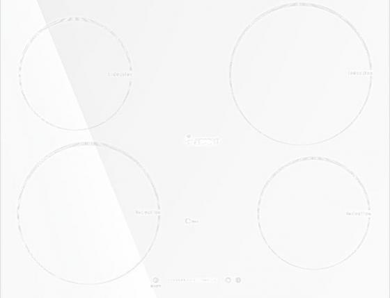 лучшая цена Варочная панель электрическая Gefest В СН 4232 К12 белый