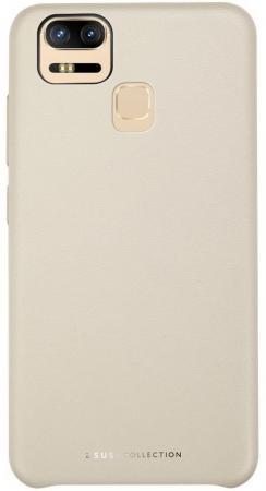 все цены на Чехол Asus для Asus ZenFone 3 ZE553KL золотистый 90AC0250-BCS006 онлайн
