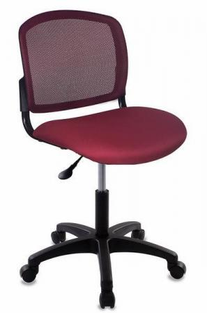 Кресло Бюрократ CH-1296NX/CHERRY бордовый
