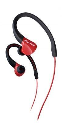 цена на Наушники Pioneer SE-E3-R красный